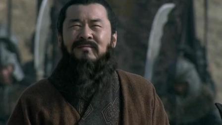 新三国: 陈宫及时一箭, 打断了曹操的花言巧语, 让吕布清醒了过来!