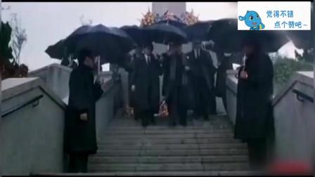 江湖情:周润发和万梓良两位老大出场,演老大就服万梓良!