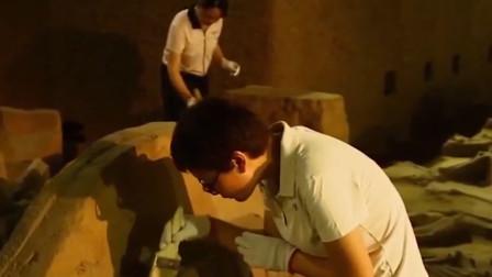 安徽合肥特大发现,工人施工发现包拯墓