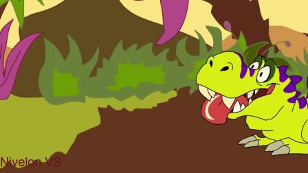 【植物大战僵尸】侏罗纪沼泽-植物大战僵尸