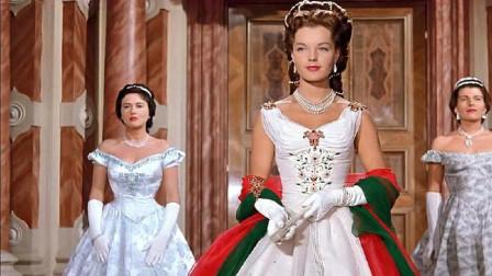 皇后陛下来参加舞会!一出场太美艳了,伯爵都被迷住了