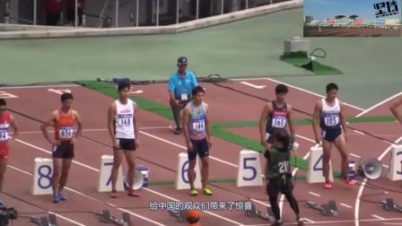中国又1短跑小将惊艳登场_个子虽小但爆发力强劲_勇夺多站冠军