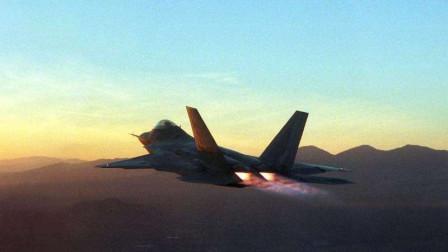 8架F-22隐身突然开战:摧毁伊朗防空导弹阵地,打死伊朗将军
