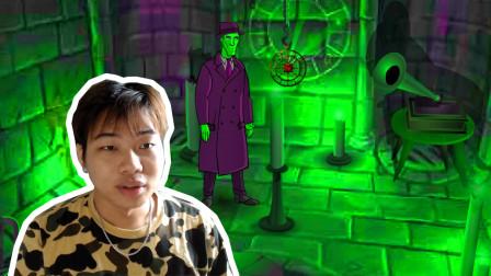 童年阴影解谜小游戏,米勒山庄疑案系列五,下水道密室