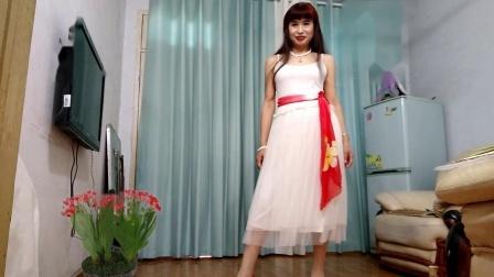 【任如意如意秀】改良公主裙 我仿佛回到童年时代