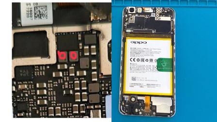 400元收的OPPO R9s plus,手机一直无限重启状态,刷机换排线未能修复,网友说出真相