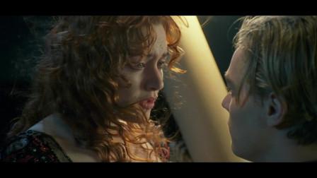 泰坦尼克号:小李子英雄救美,谁知竟被误会了