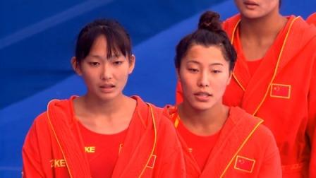 2019FINA世锦赛预赛-女子日本vs中国