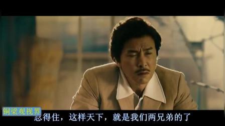 雷洛和跛豪的江湖故事,近年刘德华演技最佳的表现,不愧是天王