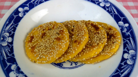 红薯饼的做法,红薯饼怎么做好吃又简单,这种做法不但热量低而且营养丰富
