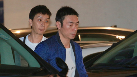 """八卦:被嘘仍要""""示爱""""!许志安连续两天赴郑秀文演唱会"""