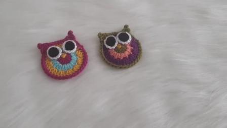 「玩偶针织」超级可爱的猫头鹰