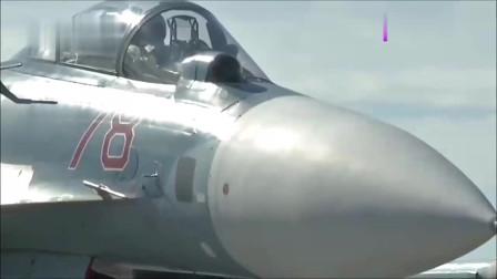 俄海军舰载战斗机滑跃起飞, 你知道它的型号吗