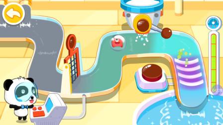宝宝巴士之207 宝宝环保手工 宝宝巴士动画片 宝宝巴士大全 亲子益智游戏 儿童玩具儿歌