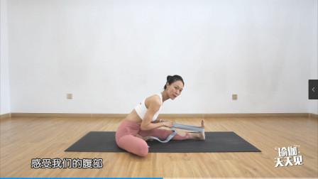 想要单腿头碰膝?一蹴而就是不可能的?瑜伽带带你从easy模式开始