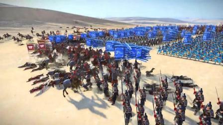 请感受这种疯狂吧!《全面战争:三国》5000骑兵威力到底多厉害?