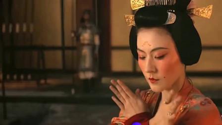 长安十二时辰:热依扎真的是神仙姐姐,檀棋火上跳舞为了救张小敬