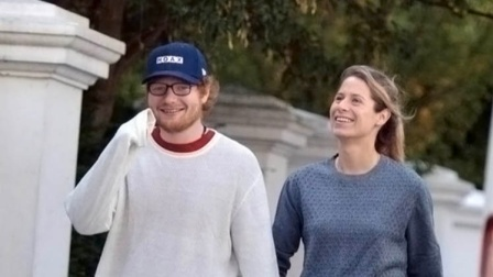 八卦:Ed Sheeran承认已结婚!已与爱妻低调举办婚礼