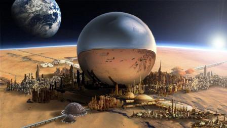 如果在2058年,火星上会发生什么事?
