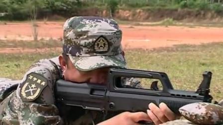 万宁市人武部组织民兵开展实弹打靶射击训练
