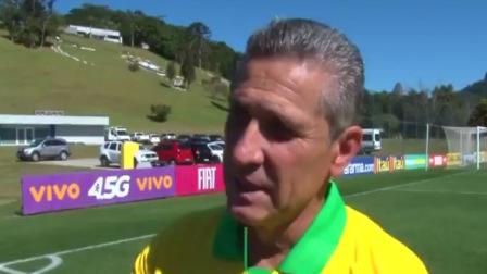 巴西名宿:内马尔不应被排除出国家队 但他要更加专注踢球