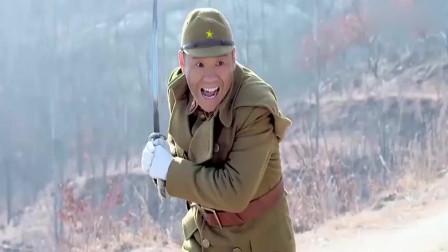 地雷战:日本鬼子看到自己的牌位,拔刀就砍,没想到有地雷!