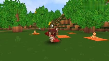 迷你世界:更爱儿子的母亲,把女儿带到森林,却发现传送门