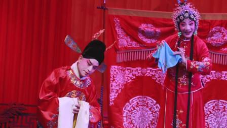 山西晋剧名家苗洁演出《富贵图》,唱作俱佳,听着过瘾!