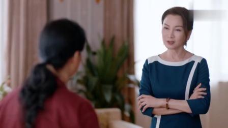 清洁工大妈编了个花篮,不想被女总裁叫进办公室,大妈慌了!