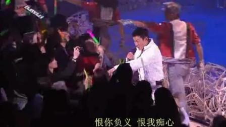刘德华演唱会必唱歌曲之一,每次唱起来都能嗨翻全场