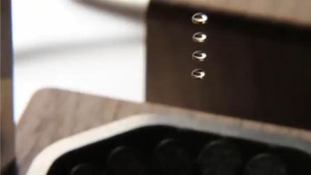 反抗地心引力的水流,能悬浮会拐弯,有人知道什么原理吗?