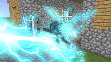 我的世界动画-怪物学院-黑客大战-Maltshake Animations