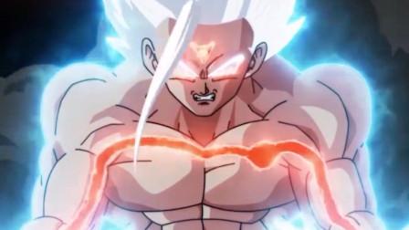 动漫战争第12集预告:白神悟空最终形态登场
