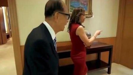 李嘉诚传家宝竟放在办公室?当他指给记者看时,网友都不淡定了!