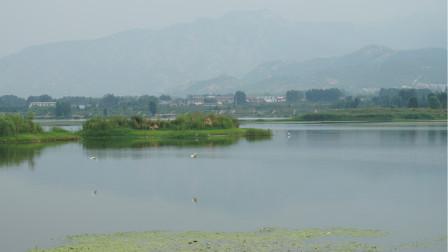 《泰安市岱岳区汶河国家湿地公园和锦绣谷》