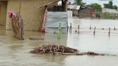 全球恶劣天气 南亚三国暴雨频发 晚间新闻 20190715 高清版