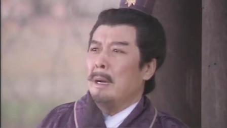 《三国演义》刘备挥泪送别军师徐庶,徐庶回马荐诸葛亮