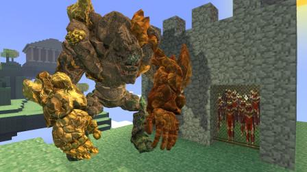 GMOD游戏怪兽抓的奥特曼天牢都已经满了