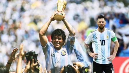 潘帕斯雄鹰再次坠落!梅西这一次还是没能成为阿根廷的马拉多纳