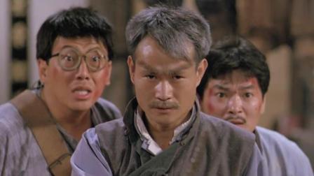 林正英和蝙蝠妖女斗法, 妖女用尽所有法术, 却被英叔一一破解, 羞愧自杀了!