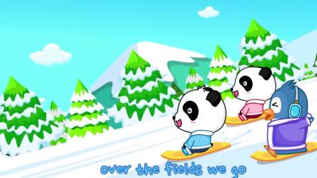 孩子爱看动画宝宝巴士:Jingle Bells