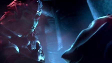 九神战甲:夜叉王惊呆了,手下竟然因为一个人类