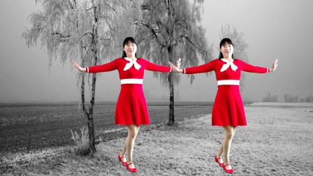 精选全民大众广场舞《一直爱着你》舞步时尚美观,编舞杨丽萍