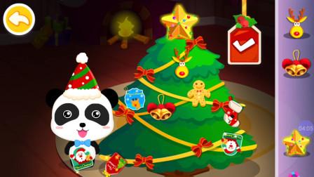 宝宝巴士之208 欢乐圣诞 宝宝巴士动画片 宝宝认知大全 亲子益智游戏 儿童玩具儿歌