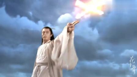 """为了救花千骨,杀阡陌终于拿出了他的宝剑""""绯夜剑""""这一战精彩!"""