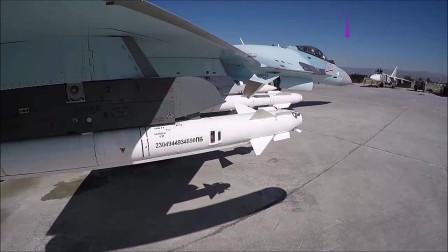 俄罗斯军方发布苏-35战斗机