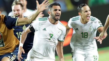 马赫雷斯:夺取非洲杯是我的梦想 对阵塞内加尔将是一场战斗