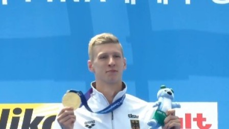 2019FINA世锦赛 决赛-男子10公里