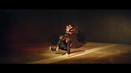 何展成舞团:忍者团Kinjaz的Urban编舞Heritage,很是炫酷!