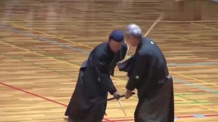 两日本武士决斗,完全颠覆了对日本武士的认知,这个操作我服了!